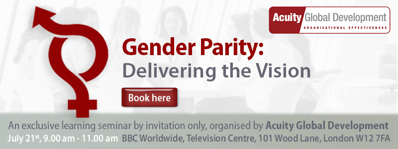 Gender parity event